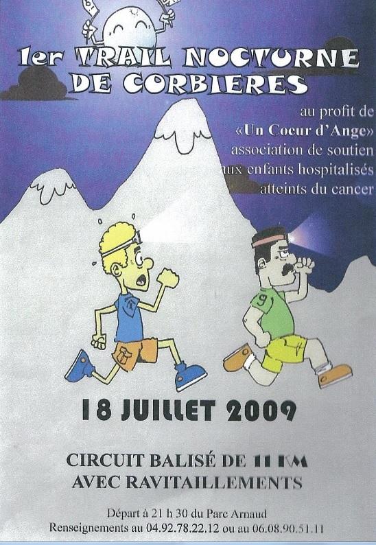 2009 TRAIL